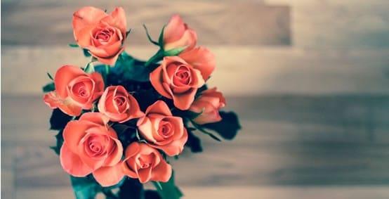 Liebe, Rosen & Romantik: Rosenstrauß online versenden
